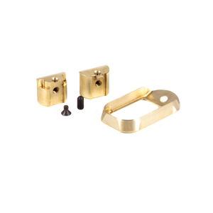 The Gun Company Universal Brass Magwell For GLOCK 17 TGC-G17-BM