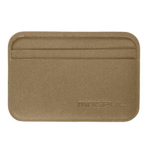 "Magpul DAKA Everyday Wallet 4.2"" x 2.84"" Polymer Textile Flat Dark Earth"