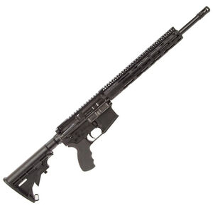 "Radical Firearms AR-15 Semi Auto Rifle 300 AAC 16"" HBAR 20 Rounds 12"" M-LOK Rail Collapsible Stock Black"