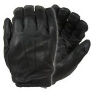 Damascus Protective Gear Pulse Gloves Leather Black