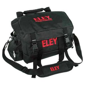 "DKG Range Bag With Shoulder Strap 18"" Black With Eley Red Logo Nylon ELEYBAG"