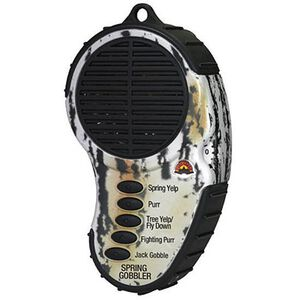 Cass Creek Ergo Spring Gobbler Electronic Turkey Game Call