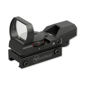 Firefield Multi Reflex Sight Red and Green Dot Aluminum Matte Black