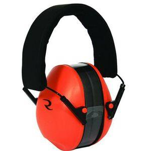 Radians Low Profile Hi Viz Ear Muff Set Orange LSH500CS
