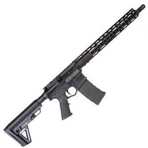 "ATI Omni Hybrid Maxx AR-15 5.56 NATO Semi Auto Rifle 16"" Barrel 30 Rounds KeyMod Hand Guard Carbine Alpha Collapsible Stock Matte Black Finish"