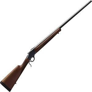 "Winchester M1885 High Wall Hunter .22-250 Rem Falling Block Rifle 28"" Octagon Barrel 1 Round Walnut Stock Polished Blued Finish"