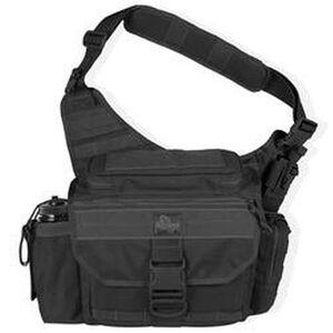 "Maxpedition Mongo Versipack Bag 12""x4""x9.5"" Nylon Black"