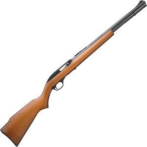 "Marlin Model 60 Semi Auto Rimfire Rifle .22 LR 19"" Barrel 14 Rounds Walnut Stock Blued Finish"