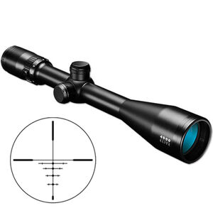"Bushnell Elite 4500 2.5-10x40 Riflescope DOA 600 CF Reticle 1"" Tube 1/4 MOA Matte Black 452104B"