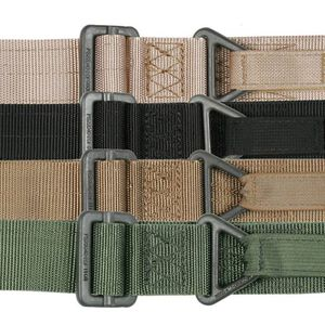 "BLACKHAWK! CQB Riggers Belt, Small - up to 34"", Black"