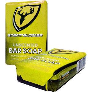 ScentBlocker Unscented Bar Soap 4.5 oz.