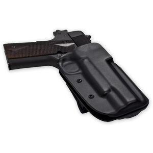 Blade-Tech OWB Holster For GLOCK 42 Right Hand ASR Polymer Black HOLX000824535457