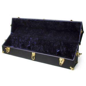 Auto Ordnance Thompson FBI Hardcase Faux Leather Velour Lined Black T7