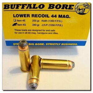 Buffalo Bore Low Recoil .44 Mag 240 Grain JHP 20 Round Box