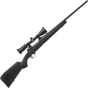 "Savage 110 Engage Hunter XP Package Bolt Action Rifle .300 Win Mag 24"" Barrel 3 Rounds with 3-9x40 Scope Matte Black Finish"