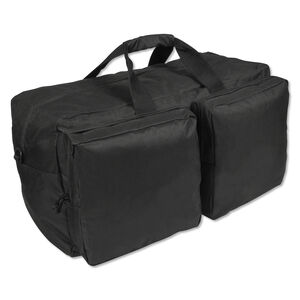 Bob Allen BAT 500 Tactical Duffel Bag Nylon Black 79016