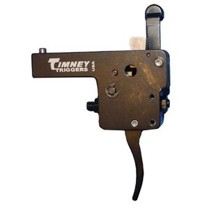 Timney Mossberg 100 ATR Adjustable 1.5 lb to 4 lb Trigger Pull With Safety Assembly Blue Finish 610