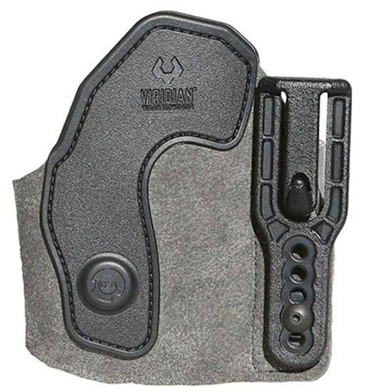 Viridian Reactor TL Gen 2 Tactical Light for Ruger LCP featuring ECR and Radiance Includes Ambidextrous IWB Holster