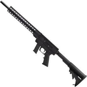 "Just Right Carbine Gen 3 Semi Auto Rifle 10mm Auto 17"" Barrel 15 Rounds Key-Mod Handguard Black"