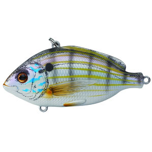 "Live Target Lures Pinfish Rattlebait 3-3/4"" #2 Hook Natural/Matte"