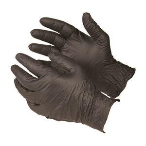 Armor Forensics Nitrile Gloves Powder Free Black Large 100 Pack 3-5342