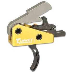 Timney Trigger AR-15 Drop-In Single Stage Match Trigger 3 lb Pull Skeleton Shoe 661S