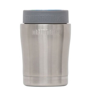 Mammoth Coolers Chillski Series Can and Bottle Holder 12oz Stainless Steel