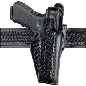Safariland 6280 SLS Mid-Ride Sig Sauer P220, P226 Level 2 Retention Right Hand Thermal-Molded Basket Black 6280-77-81