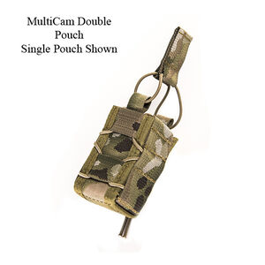 "High Speed Gear 40mm TACO Belt Mount Double 2"" x 4.5"" x 4.5"" 1000D Cordura MultiCam"