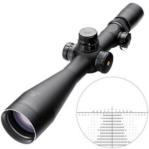 Leupold Mark 8 M5B2 3.5-25x56mm Riflescope H59 Reticle 35mm Tube .1 Mil Adjustments Side Focus First Focal Plane Matte Black 170814