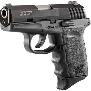 """SCCY CPX-2 9mm Luger 3.1"""" Barrel 10 Rounds"""