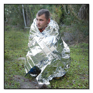 Ultimate Survival Technologies Reflective Blanket 20-310-012