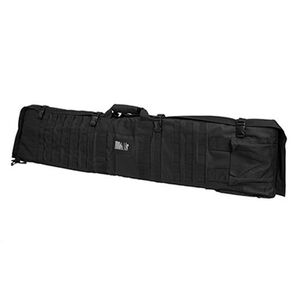 "VISM Rifle Case Shooters Mat 48"" Nylon Black CVSM2913B"