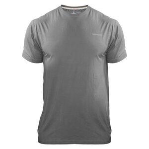 Medalist Men's Tactical Shield Short Sleeve Crew Shirt Polyester/Spandex XL Charcoal M4615CHXL