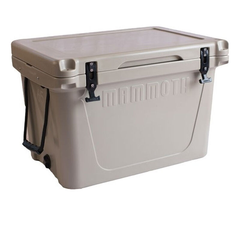 Mammoth Coolers Ranger 65 Dry Ice Capable 65 qt Tan
