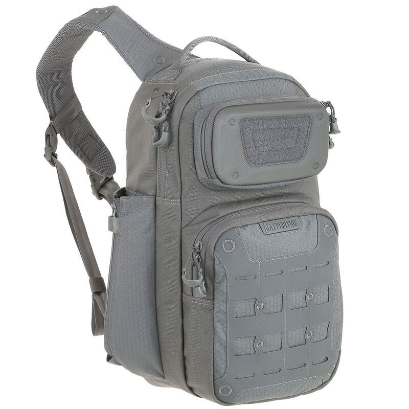Maxpedition Advanced Gear Research GRIDFLUX Sling Pack Gray