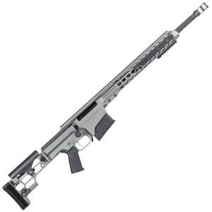 """Barrett MRAD Bolt Action Rifle .308 Win 22"""" Flt Bbl 10rds Grey"""
