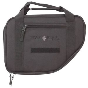 "Allen Company Battalion Double Handgun 10"" Pistol Case Black 600D Nylon with Allen Logo 10943"