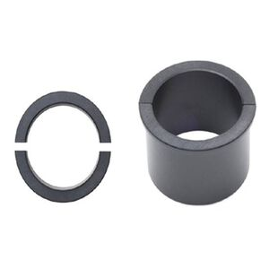 GG&G 30mm to One Inch Scope Ring Reducer Tube Black GGG-1392