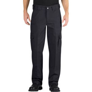 Dickies Tactical Relaxed Fit Straight Leg Canvas Pant Men's Waist 30 Inseam 32 Cotton Canvas Midnight Blue LP702