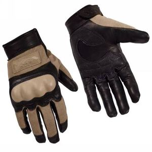 Wiley X Eyewear Combat Assault Gloves Kevlar Extra Large Coyote
