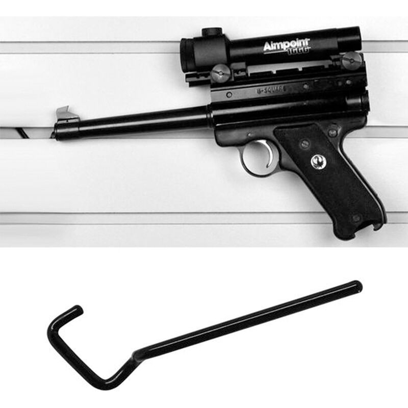 Gun Storage Solutions Slatwall Snipers Right-hand Pull 10 Pack