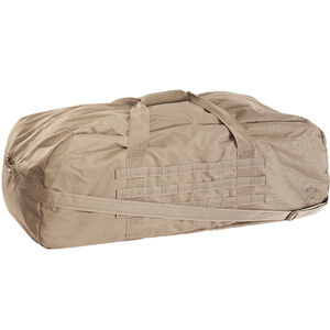 5ive Star Gear LDB-5S Large Tactical Zipper Duffle Bag Coyote