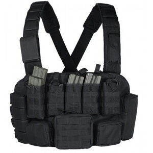 Voodoo Tactical Chest Rig Black 20-9931001000