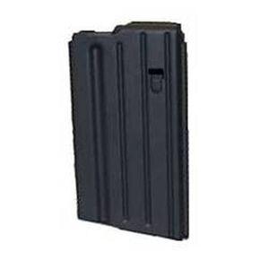 ASC LR-308/SR-25 Magazine .308/7.62 20 Rounds Stainless Steel Black 20-308-SS-BM-B-ASC
