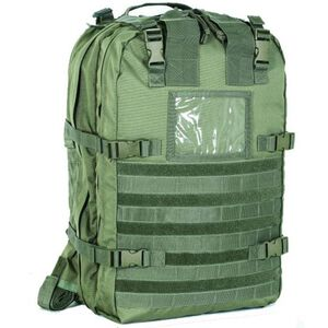 Voodoo Tactical Deluxe Professional Special Ops Field Medical Pack OD Green