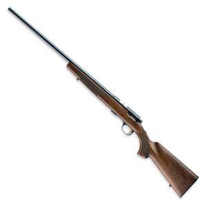 "Browning T-Bolt Sporter Left Hand Bolt Action Rimfire Rifle .17 HMR 22"" Barrel Blued 10 Rounds Walnut Stock Satin Finish 025184270"