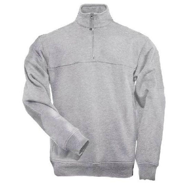 5.11 Tactical 1/4 Zip Job Shirt Polyester Cotton 3 Extra Large Regular Fire Navy 72314