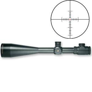Sightron SIII Series 10-50x60 Riflescope Long Range Illuminated MOA-2 Reticle 30mm Tube 1/4 MOA Adjustable Objective Matte Black Waterproof 25146