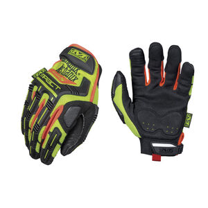 Mechanix Wear M-Pact CR5A3 Cut Resistant Gloves Large Fluorescent Colors